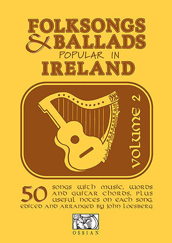 Folksongs & Ballads Popular In Ireland Vol. 2