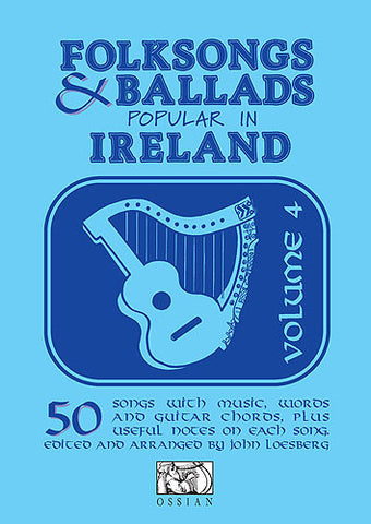 Folksongs & Ballads Popular In Ireland Vol. 4
