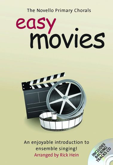 Novello Primary Chorals Easy Movies