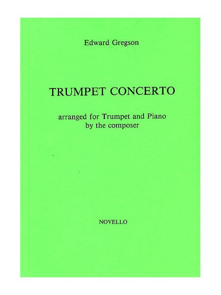Gregson Concerto For Trumpet
