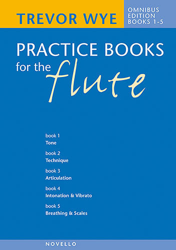 Wye Practice Book 1-5 for Flute