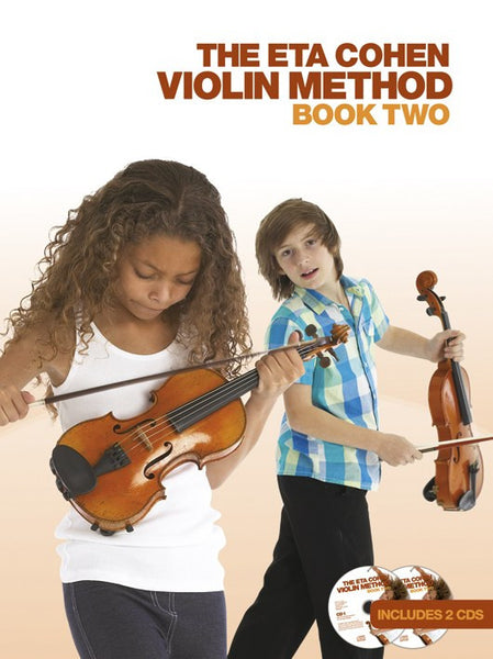 Eta Cohen Violin Method Book 2 (Sixth Edition)