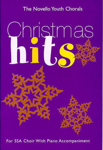 Novello Youth Chorals Upper Voices Christmas Hits