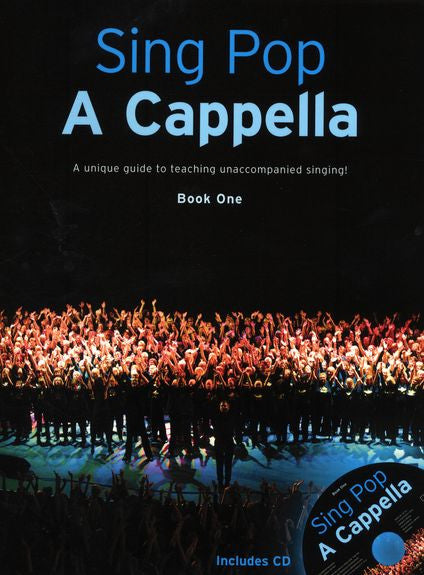 Sing Pop A Cappella Book 1