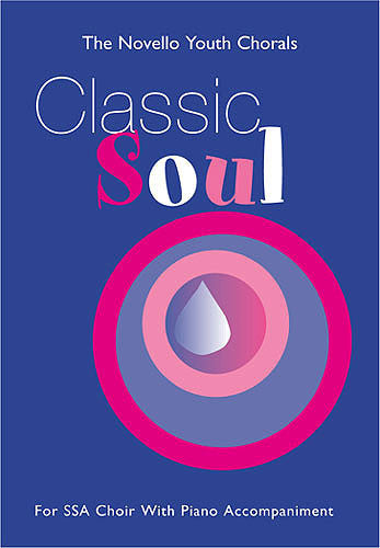 Novello Youth Chorals Upper Voices Classic Soul