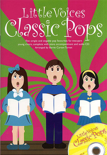 Little Voices Classic Pops