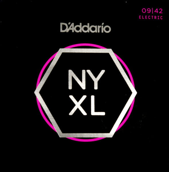 D'Addario NYXL Super Light Electric Guitar Strings 09/42