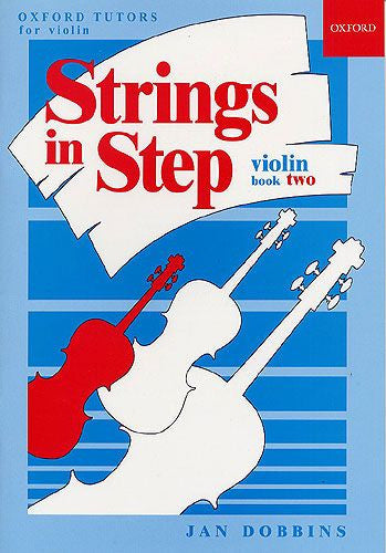 Strings In Step Violin Book 2