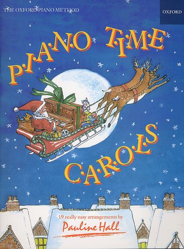 Piano Time Carols