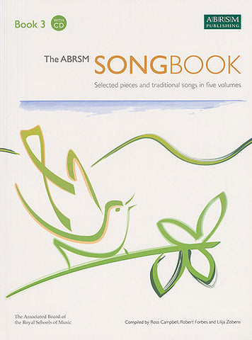 ABRSM SongBook Book 3