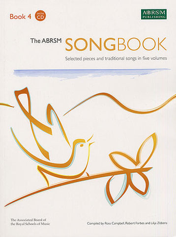 ABRSM SongBook Book 4