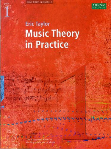 Music Theory In Practice Grade 1