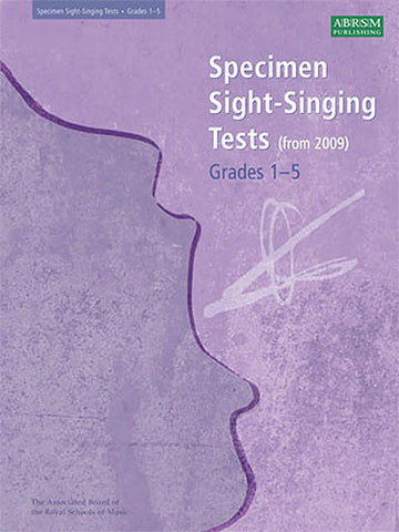 ABRSM Sight-Singing Grades 1-5