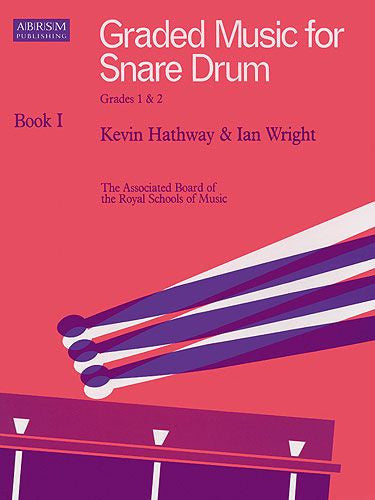 Graded Music For Snare Drum - Book 1 Grades 1-2