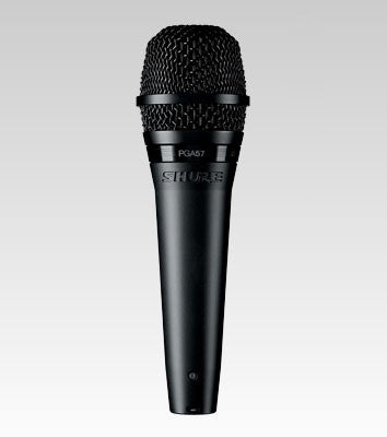Shure PGA 57 Cardioid Dynamic Instrument Microphone