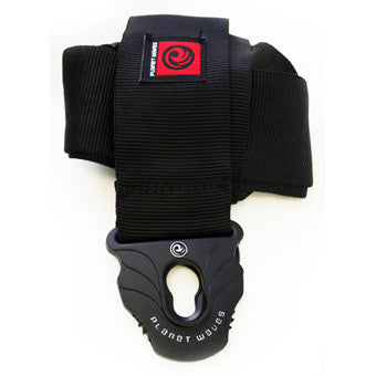 Planet Waves Lock Strap Black