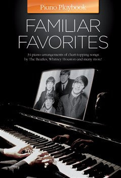 Piano Playbook Familiar Favourites