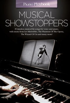 Piano Playbook Musical Showstoppers