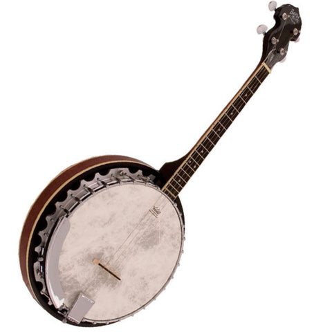 Barnes and Mullins BJ304 Perfect Irish Tenor 4 String Banjo