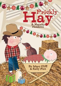 Prickly Hay Book & CD