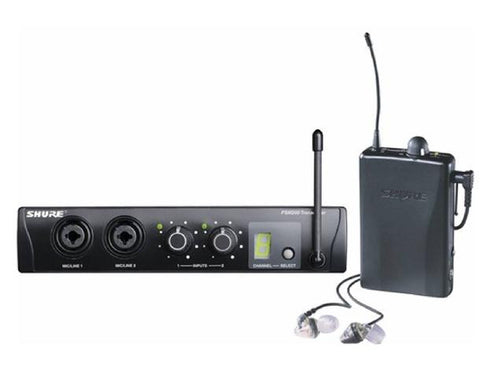 Shure PSM 200 SE112 In-Ear Monitoring System