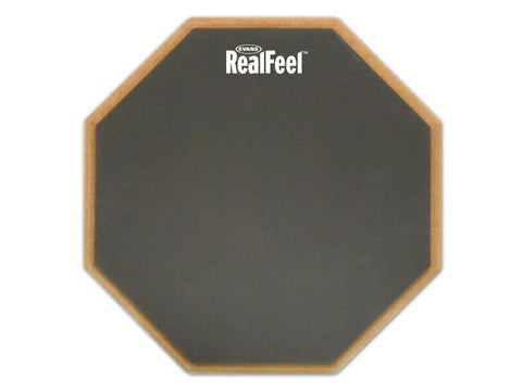 "Evans Realfeel 6"" Speed Drum Practice Pad"