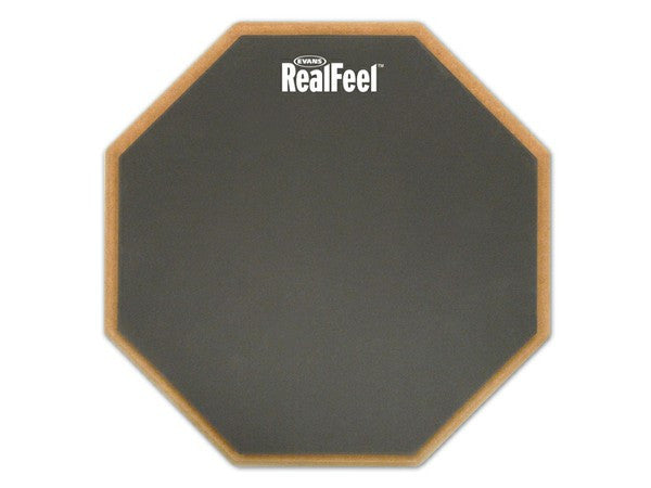 "Evans Realfeel 12"" Speed Drum Practice Pad"