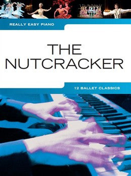 Really Easy Piano Nutcracker