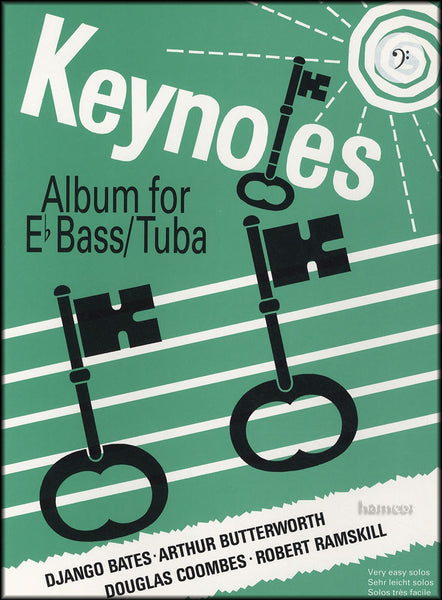 Keynotes Album For E Flat/Tuba (Bass Clef)