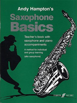 Saxophone Basics - Teachers Book piano acc.