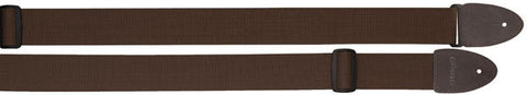 Stagg SNV5BR Brown Cotton Strap