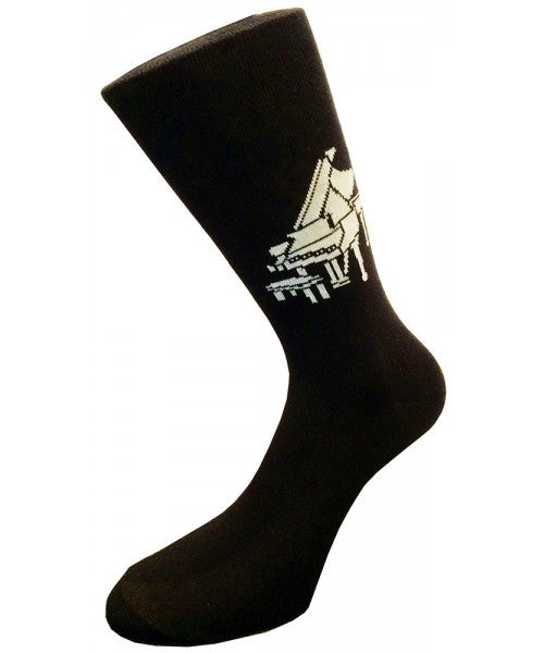 Grand Piano Musical Socks