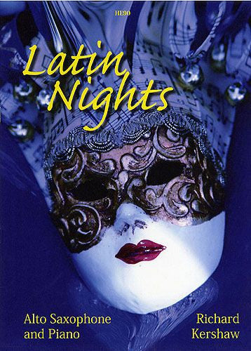 Latin Nights Alto Saxophone
