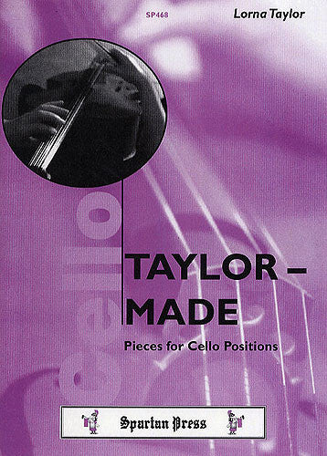 Taylor-Made Pieces for Cello