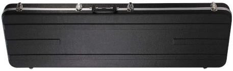 CNB ABS Plastic Universal Bass Guitar Case