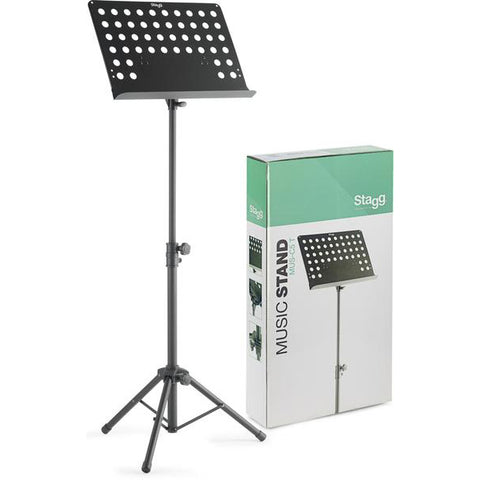 Stagg MUS-C5 Black Orchestral Music Stand