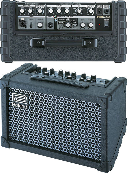 Roland CUBE Street battery powered stereo amp