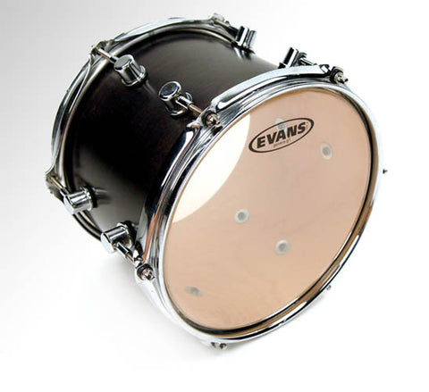 "Evans 12"" G1 Clear"