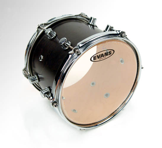 "Evans 12"" G2 Clear"