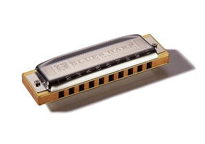Hohner Blues Harp Bb Harmonica