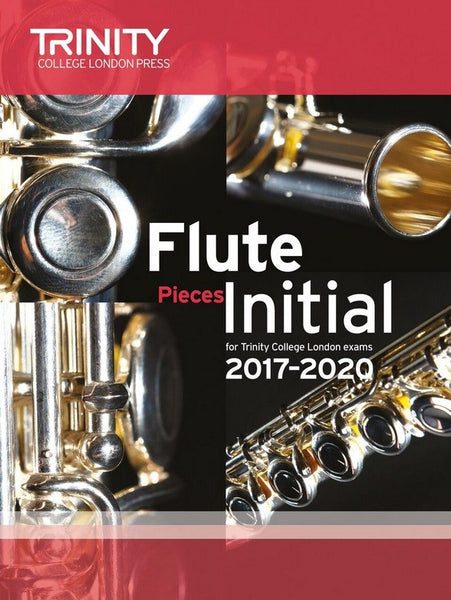 Trinity College London Flute Exam 2017-2020 Initial Score & Parts
