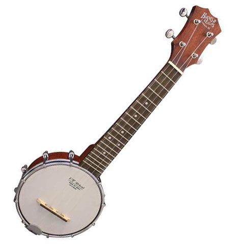 Barnes and Mullins Banjo Ukulele Open Back Soprano