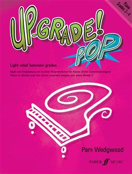 Up-Grade Piano Pop Grades 3-4