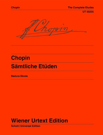 Chopin The Complete Etudes