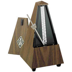 Wittner Traditional Metronome Walnut With Bell