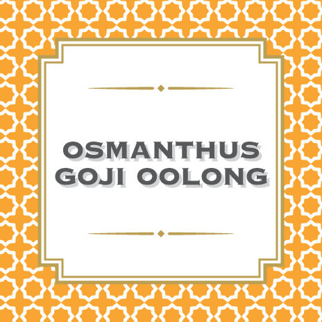 Osmanthus Goji Oolong