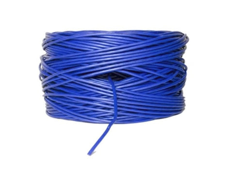 reelex II blue coiled cable