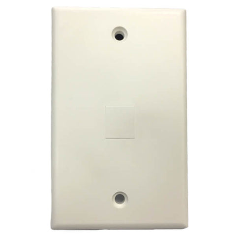 white wall plate inserts