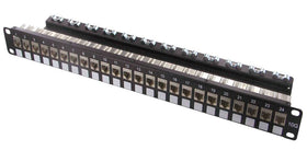 CAT6A 10G 24 Port STP 19