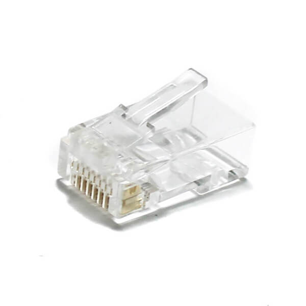 cat6 unshielded rj45 plug
